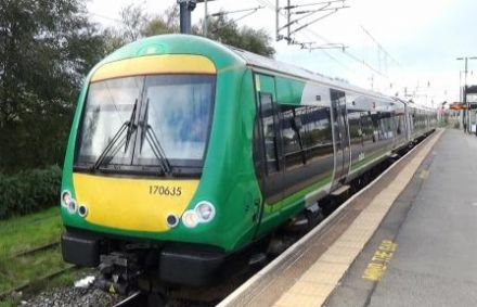 10. – Birmingham New Street to Rugeley Trent Valley & return